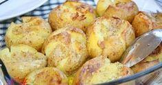 Запеченный картофель по-португальски , очень вкусный и ароматный гарнир к любому мясу и рыбе.   Этот рецепт предполагает использование мо...