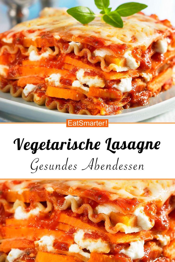 Vegetarische Lasagne – EAT SMARTER