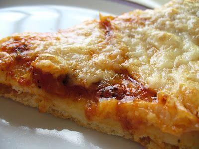 Candy's: A pizza nálunk