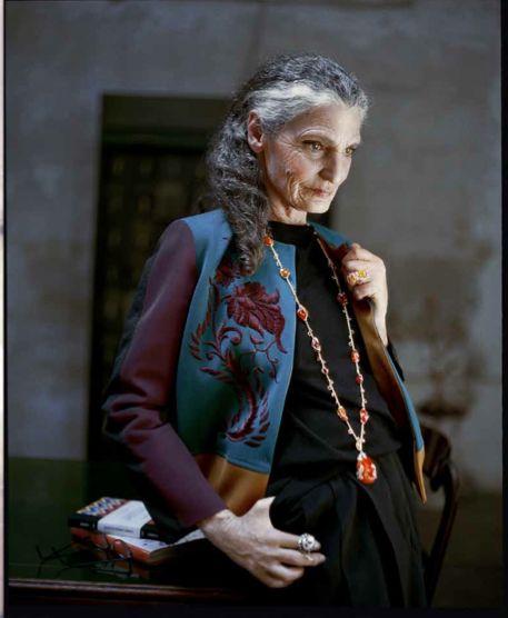 118 Best Benedetta Barzini Images On Pinterest 1960s