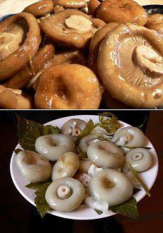 Грузди: солим и маринуем / Простые рецепты