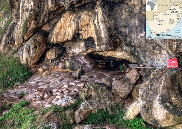 100,000 Year Old Paint Pots at Blombos Cave: Early Modern Human Behaviors at Blombos