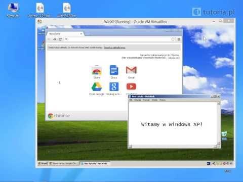 Co to jest maszyna wirtualna - VirtualBox w praktyce - YouTube