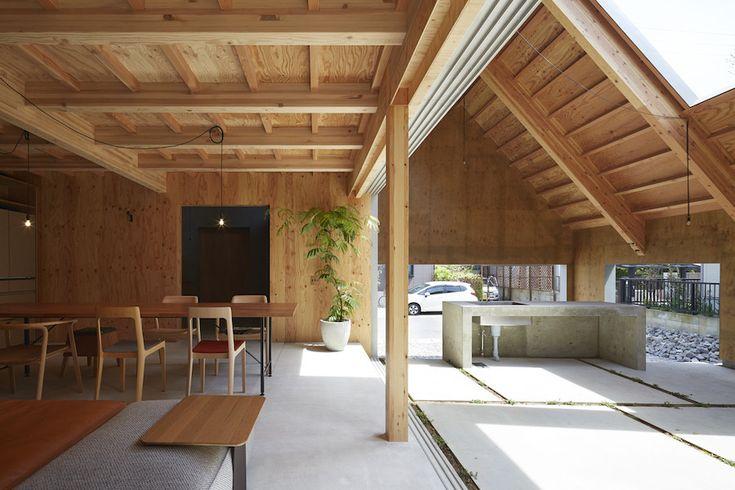 Galería de Casa en Anjo / Suppose Design Office - 5