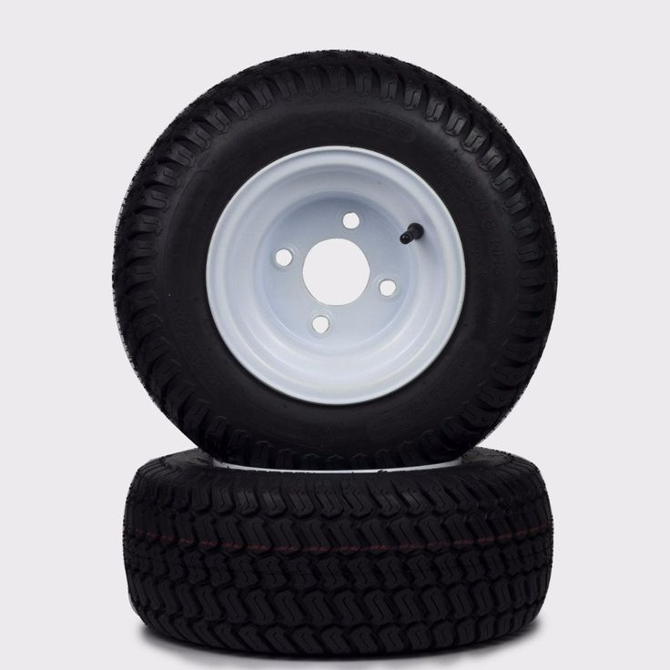 Wide Track Tires for your Parkit360 Trailer Dolly