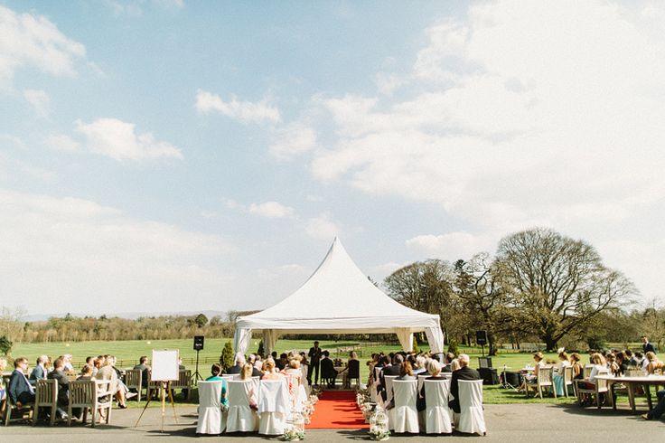 Orla & Eamonn wedding at Mount Falcon Estate