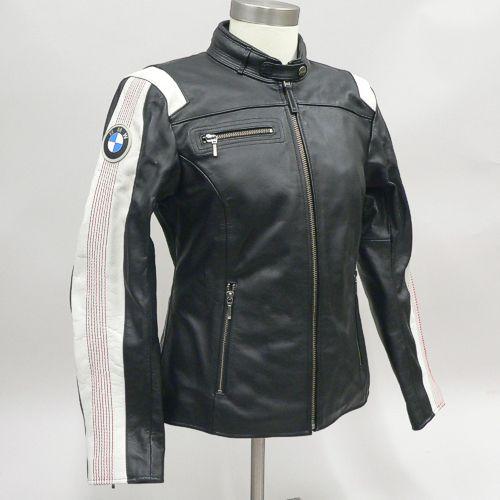 BMW Ladies Club Leather Jacket