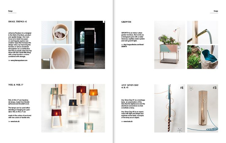 Article - Interior Design on Behance