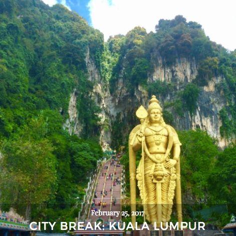 Kuala Lumpur city break, check it out on my blog! #turquoiseblogmtl #traveladdict #travelblog #travelblogger #kualalumpur #malaysia #batucaves #travelmalaysia