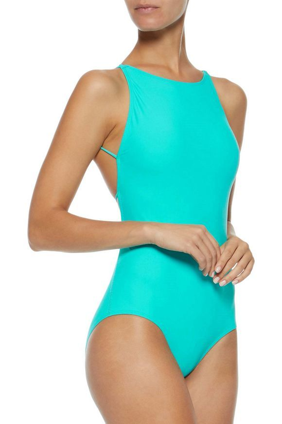 882b5a014d44d Halla cutout swimsuit | ACNE STUDIOS | Sale up to 70% off | THE OUTNET