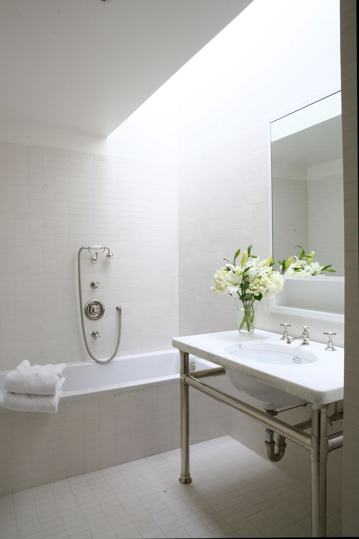 Best 25 Skylight Bathroom Ideas On Pinterest Ensuite Bathrooms Grey Open Bathrooms And Wet