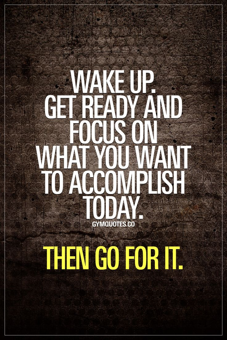 It takes FOCUS to accomplish your goals. Focus on TODAY. #motivation #sourceortho https://www.sourceortho.net/