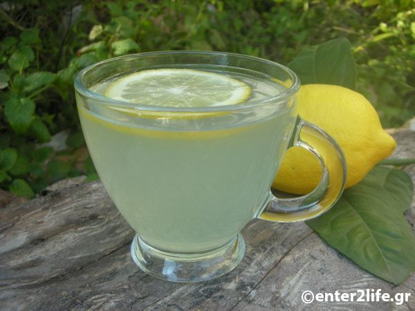 Πρωινό ελιξήριο με χλιαρό νερό και λεμόνι – enter2life.gr