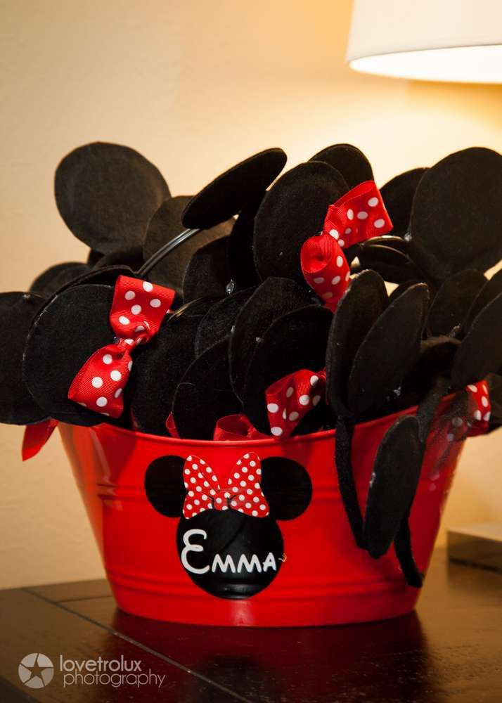 Mickey Mouse Clubhouse Birthday Party Ideas   Photo 19 of 21   Catch My Party