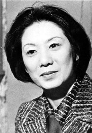 """Kuniko Mukōda (向田 邦子 Mukōda Kuniko, 1929 -1981) was a Japanese TV screenwriter. Most of her scripts focus on day-to-day family life and relationships. She was also awarded the middle-brow Naoki Prize for her short stories """"Hanano Namae"""", """"Kawauso"""" and """"Inugoya"""" (1980)."""