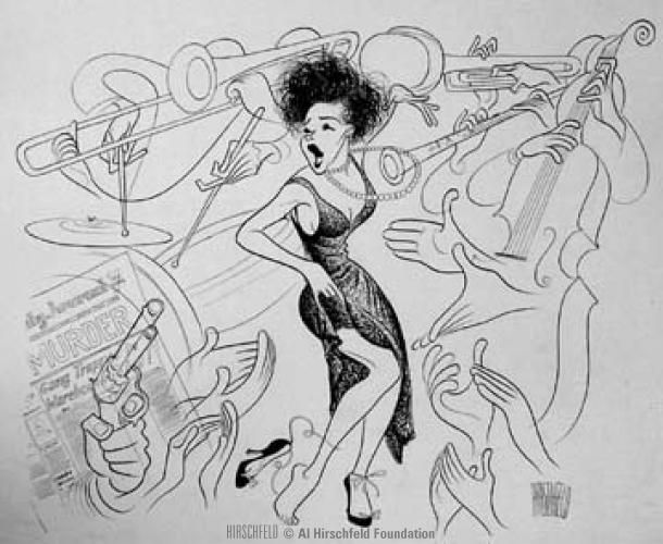 Amazoncom: AL HIRSCHFELD: Collectibles & Fine Art