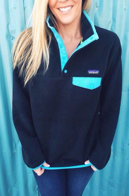 Patagonia pullover - click through