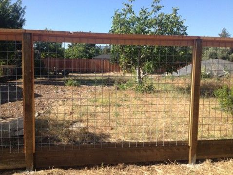 Hi Five Wire Panels Arbor Fence Inc