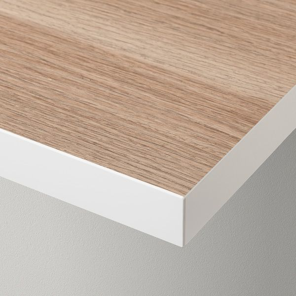 Linnmon Plateau De Table Blanc Effet Chene Blanchi 150x75cm Magasinez Ici Ikea In 2020 Linnmon Table Top White Stain Ikea