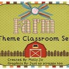 Farm Theme Classroom Set! This set will get your classroom all ready  and organized for a wonderful year. Please message me if you would like any o...