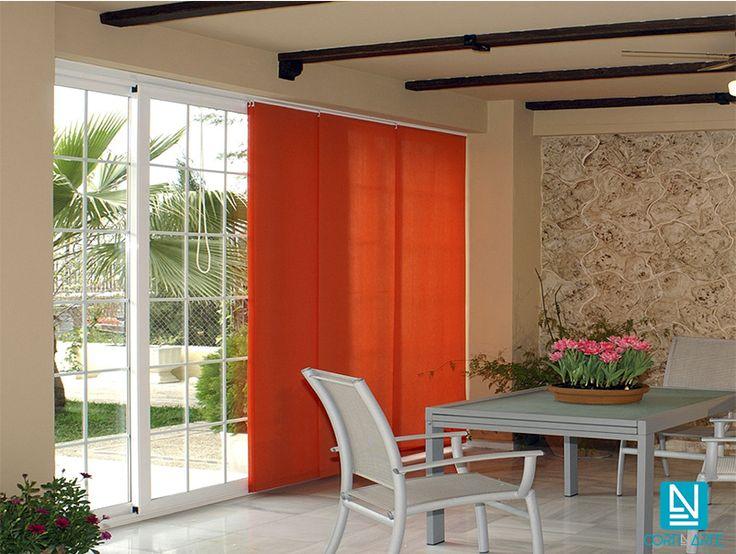 Panel japonés, una alternativa a lo tradicional. Decoración para ambientes modernos y minimalistas. #rebajas #cortinas #textilhogar #rebajastextilhogar #tendenciasdecoracion #ofertascortinas #tendenciastextilhogar #ideasdecoracion