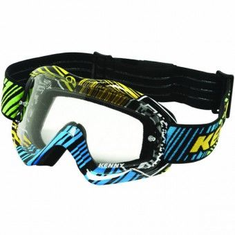 Masque Cross Kenny Performance QR Yellow http://www.icasque.com/Equipement-cross/Equipement-moto-cross/Masque-Cross/Performance-QR-Yellow/