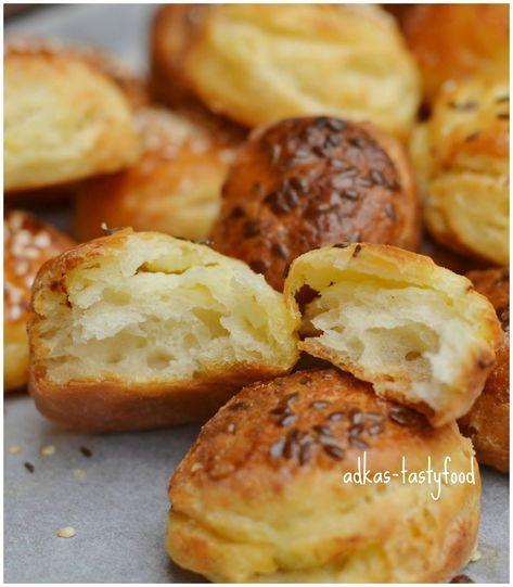 Tieto uzasne zemiakove pagaciky nam ponukla moja teta, ked sme v ramci dovolenky na Slovensku absolvovali aj navstevy u pr...