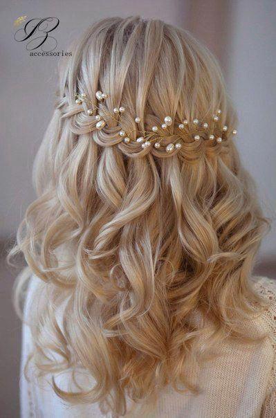 hochzeitsfrisuren für langes haar #hochzeitsfrisuren für langes haar – Wedding Hairstyles – Most Gorgeous Styles