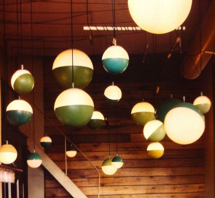 Rehacer las lámparas bola de Ikea