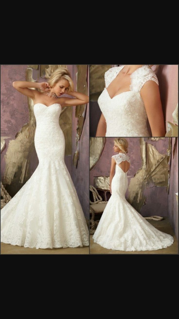 14 best cynthia wedding images on pinterest dress ideas lace online shop magnificent floor length white lace applique open back fishtail beading cap sleeve customized wedding dress 2013 ombrellifo Gallery