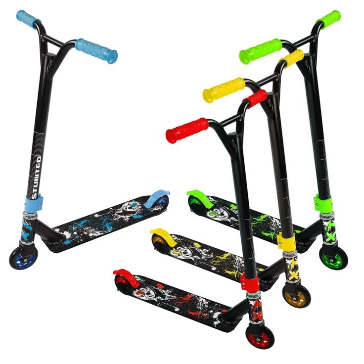 Mini Finger Sports Skateboards with Endoluminal Metallic