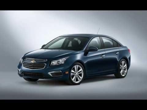 2016 Chevrolet Cruze | Uncovered! We Spy Chevy's Next Compact Sedan | 20...
