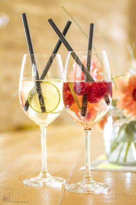 Cocktail Lillet Tonic Wild Berry – Waltraud Pieper