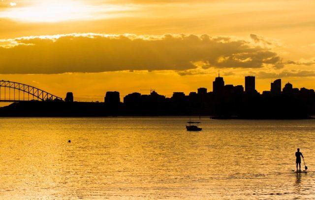 Sydney - Sunset