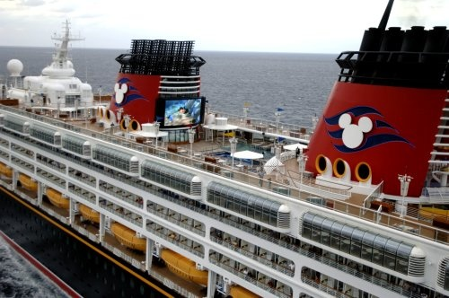 DISNEY CRUISE! Would love to take the kids. :)