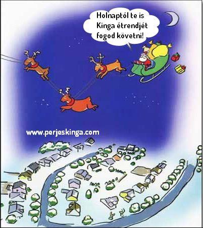 #mikulás #vicc #étrend #vicces #perjeskinga || www.perjeskinga.com