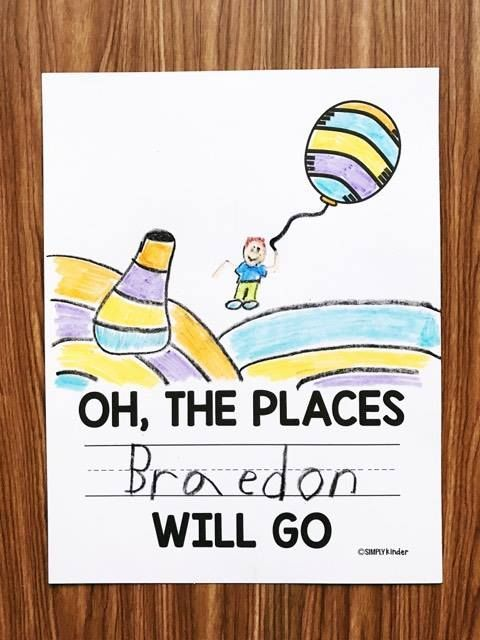 Shocking image pertaining to oh the places you'll go printable