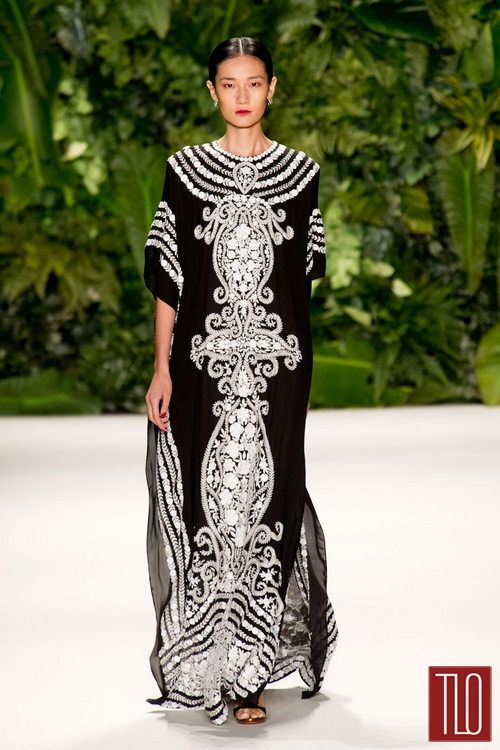 Naeem Khan Spring 2014 Collection | Tom & Lorenzo