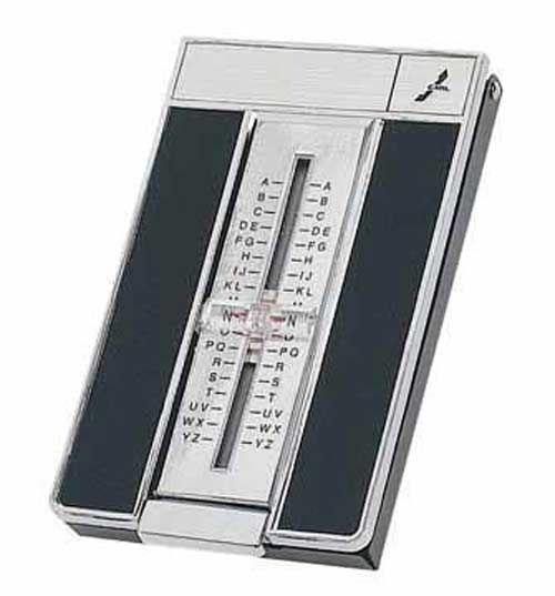 Rubrica telefonica anni 70 supertecnologica...