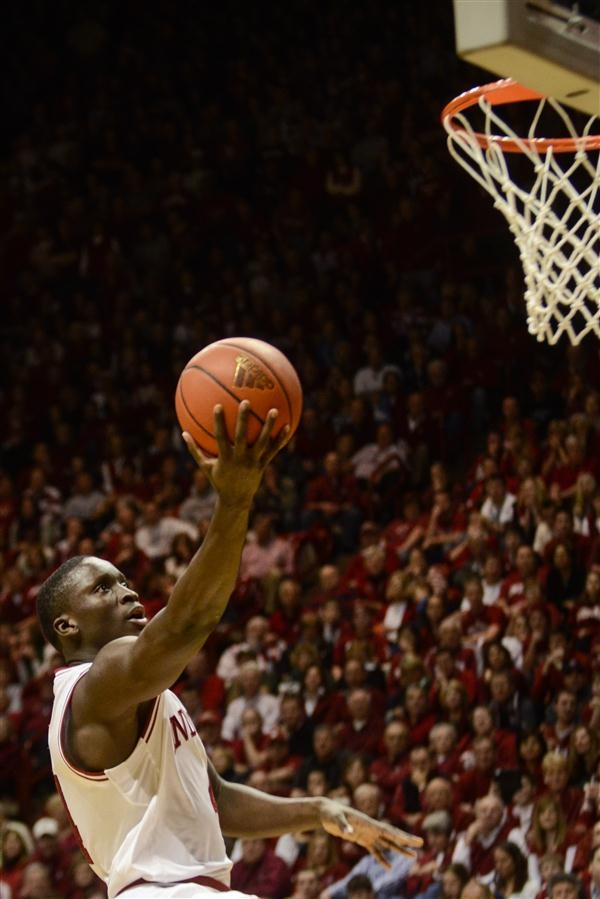 Junior guard Victor Oladipo helped IU beat Michigan State Spartans 75-70 with a season-high 21 points and career-highs of six steals and three blocks.   Indiana Daily Student