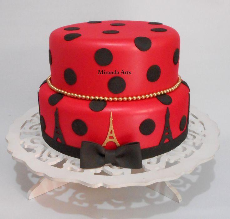 Resultado de imagem para bolo fake miraculous