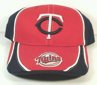 twins baseball cap logo minnesota enterprise caps branded