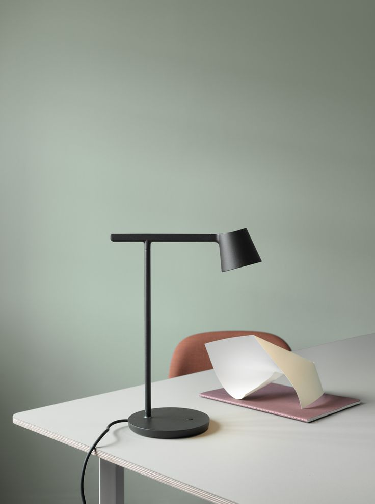 Superb A Simple, Functional Design With A Scandinavian Twist: The Tip Lamp, A Desk