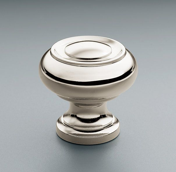 Restoration Hardware Hanson Knobs For The Home Pinterest Hardware Pantry And Cabinet Hardware