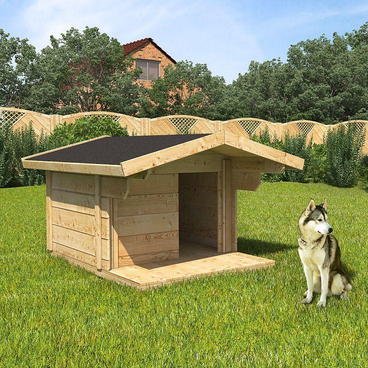 Des Aufbaus auf ihre Vollständigkeit und Korrektheit und gehen in der angegebenen Reihenfolge der Anleitung vor. Durch einen regelmäßigen Anstrich können Sie zusätzlich die Lebensdauer der Hundebehausung verlängern.   eBay!