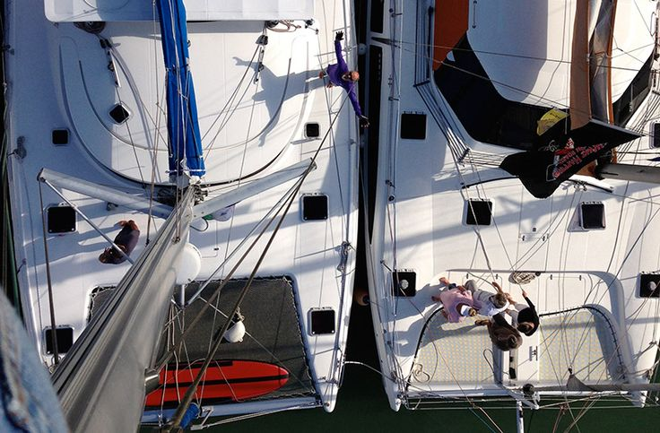 Catalina Island 5 Day Sailing Course (ASA 103, 104 & 114)