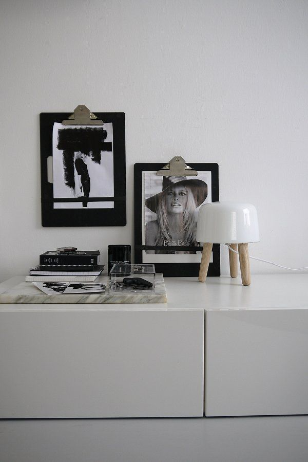 vosgesparis: Marble and Milk | New &Tradition lamp