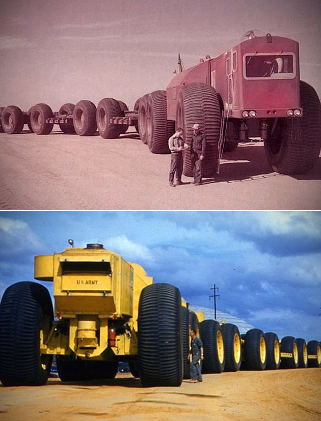 Best Overland Vehicles >> 88 best images about Le Tourneau Overland Train on Pinterest | What is this, Wheels and More photos