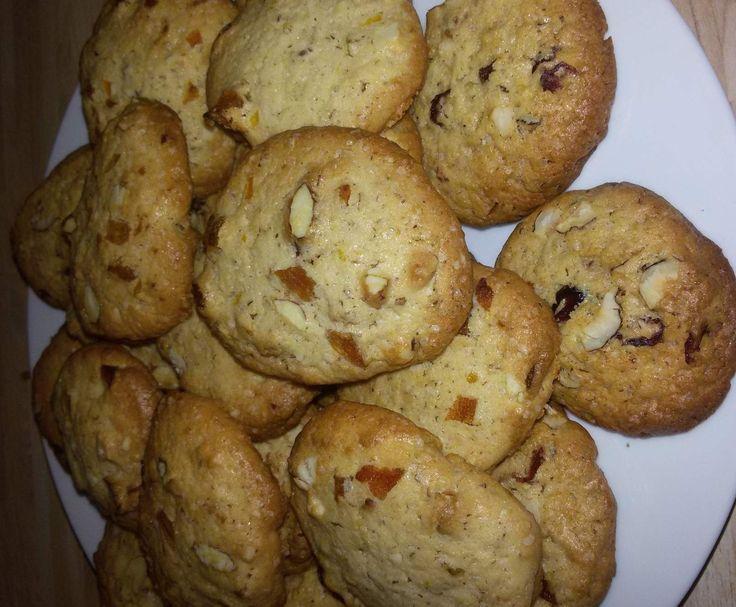 Recept SUŠENKY přímo fantastické od heavenly - Recept z kategorie Dezerty a sladkosti