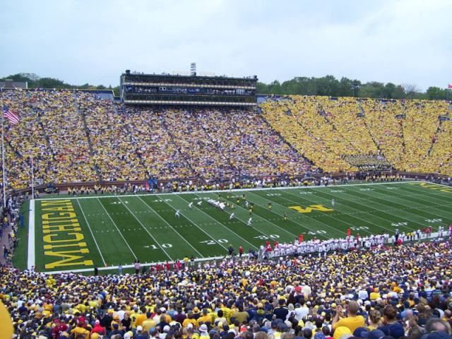 Printable 2017 Michigan Wolverines Football Schedule